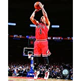 "Derrick Rose Chicago Bulls 2014-2015 NBA Action Photo (Size: 8"" x 10"")"