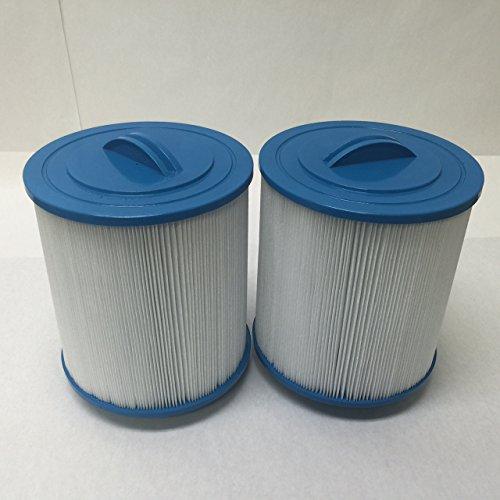 2 PACK GAURDIAN POOL/SPA Filter fits: Pleatco:PAS50SV-F2M, Unicel: 6CH-502, Filbur: FC-031 Artesian spas, - Pool Majestic