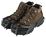 DSLERGO Non-Slip Shoes Cover Chain Ice Claws