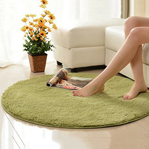 Qianle Round Livingroom Bedroom Carpet product image