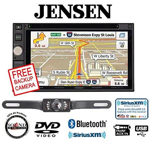 Crime Stopper License Plate Camera - Jensen VX7020 6.2