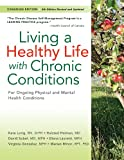 img - for Living a Healthy Life with Chronic Conditions: CANADIAN Edition For Ongoing Physical and Mental Health Conditions book / textbook / text book