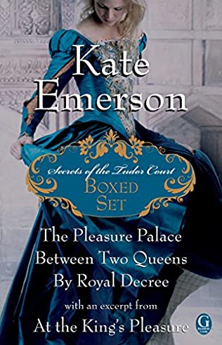 book cover of Kate Emerson\'s Secrets of the Tudor Court Boxed Set