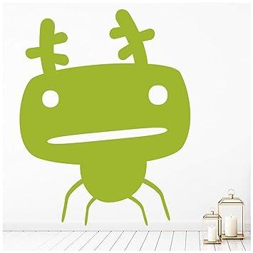 azutura Ameisen-Monster Wandtattoo Halloween Wand Sticker Scary ...
