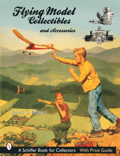 Flying Model Collectibles and Accessories (Schiffer Book for Collectors) from Brand: Schiffer Pub Ltd