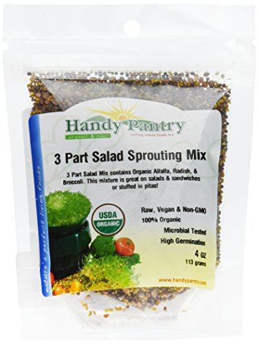 Part Salad Sprout Seed Mix product image