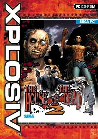 Amazon Com House Of The Dead 2 Xplosiv Range Video Games