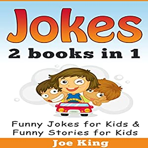 Jokes: 2 Books in 1 Audiobook