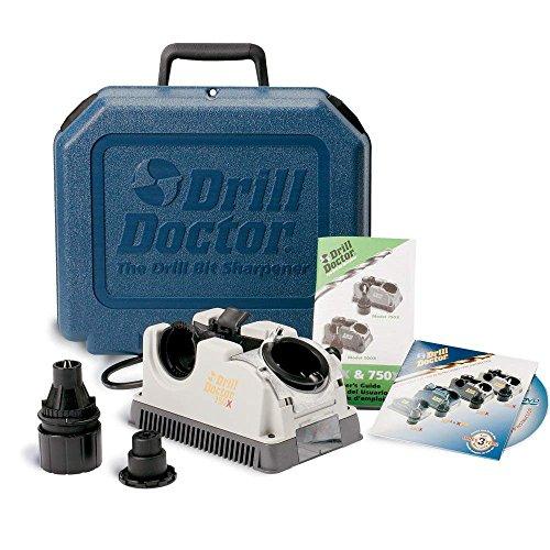 Doctor Drill Sharpener (Drill Doctor 750X Bit Sharpener)