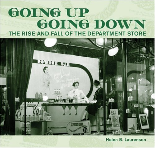 Going Up Going Down: The Rise and Fall of the Department Store (AUP Studies in Cultural and Social History)