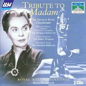 Tribute To Madam Ballet Music
