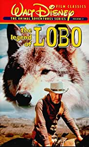 Amazon.com: Legend of Lobo [VHS]: Rex Allen, Ingvald