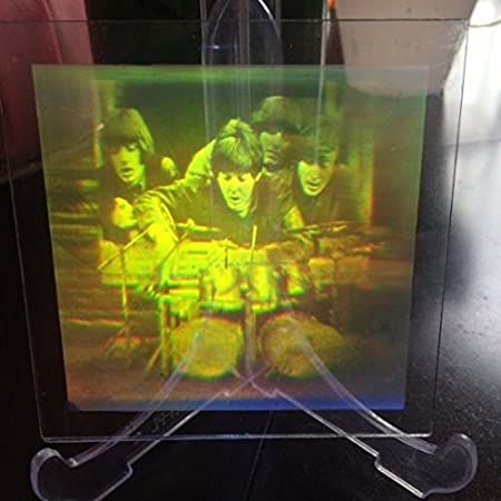 3d láser holograma – Beatles- All You Need Is Love -3d holograma: Amazon.es: Hogar