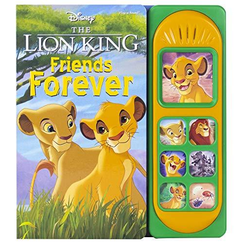 Disney - The Lion King - Friends Forever Little Sound Book - PI Kids