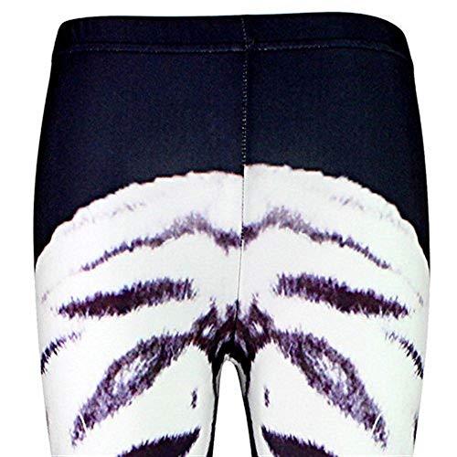 Pantaloni L 2 Elasticizzati Yasminey Donna Blau Giovane Spiaggia color Chic Da Size Ox6dnwPY6q