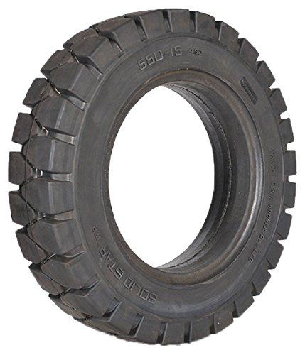 フォークリフトノーパンクタイヤ 全リフトメーカー対応 5.50-15/4.50E 5.50-15/4.50E B01H1SB2Q4