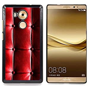 For Huawei Mate 8 - pattern leather shiny wrinkles wrinkly /Modelo de la piel protectora de la cubierta del caso/ - Super Marley Shop -