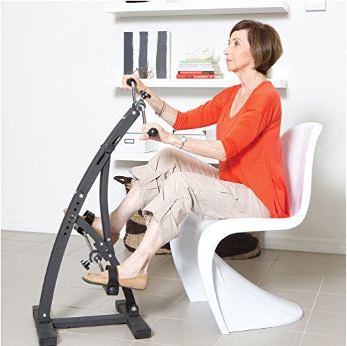 Bicidual Low Impact Total Body Exerciser Physiotherapy Machine Workout Your Arms And Legs
