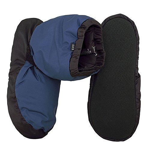 Bloch Warmen Bootie, Unisex-volwassen Boots Blue