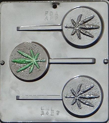 Marijuana-Leaf-Pot-Leaf-Lollipop-Chocolate-Candy-Mold-3427
