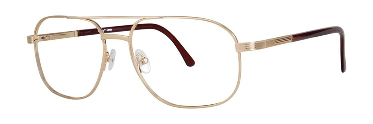 GALLERY Eyeglasses LEROY Gold 53MM
