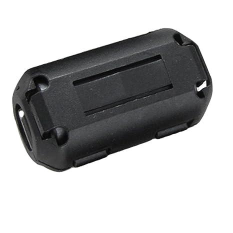 20x Wechselrahmen Ferrit Ringkern RFI EMI Rauschunterdrücker Kabel-Clip 3,5-13mm