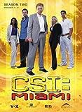 CSI: Miami - Season 2.1 (3 DVDs)