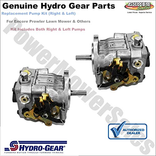 FS Fahm Hydro Gear Pumps (Right Left) Encore & Other PG-1KCC-DY1X-XXXX PG-1HCC-DY1X-XXXX