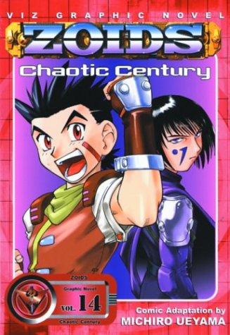 ZOIDS: Chaotic Century, Vol. 14 Michiro Ueyama