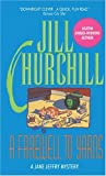 Front cover for the book Farewell to Yarns by Jill Churchill