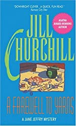 A Farewell to Yarns (Jane Jeffry Mysteries, No. 2)