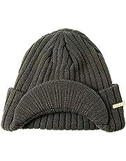 FITYLE Mens Womens Visor Knit Beanie Cap Ball Ski Hunting Army Military Winter Hat
