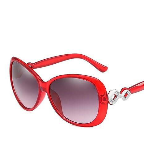 Axiba Moda Gafas de Sol señora versión Coreana Tendencia ...