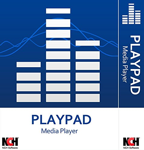 PlayPad Media Player Software to use for a Video, Music, DVD or CD player [Download]