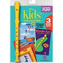 The Kids' Collection: Recorder Fun! 3-Book Bonus Pack