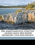 Die Wanzenartigen Insecten, G. a. w. Herrich-Schffer and G. A. W. Herrich-Schäffer, 1149339918