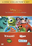 The Incredibles/Monsters, Inc./a Bug's Life/Finding Nemo [Import anglais]