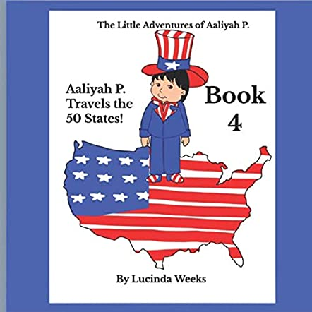 Aaliyah P. Travels the 50 States!