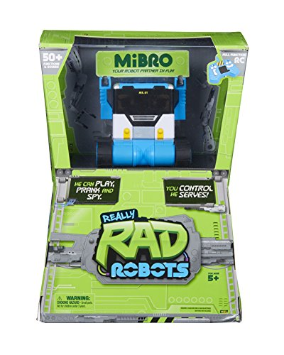 51H16 weH4L - Mibro - Really Rad Robots, Interactive Remote Control Robot