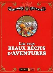 Les plus beaux récits d'aventure : Coffret en 3 tomes : 20 000 lieues sous les mers ; Croc-Blanc ; L'Ile au trésor