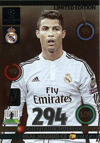 Panini Adrenalyn Champions EXCLUSIVE Cristiano product image