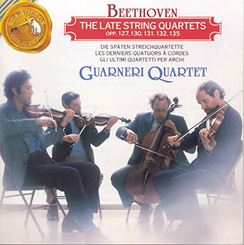 Price comparison product image Beethoven: Late String Quartets