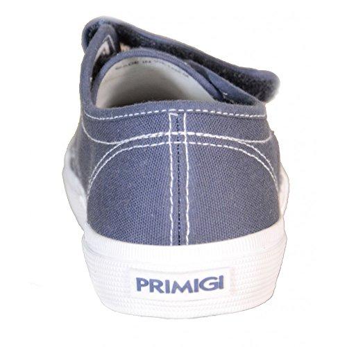 Primigi - Primigi Kinder Sportschuhe Blau Textil 65140 Blau