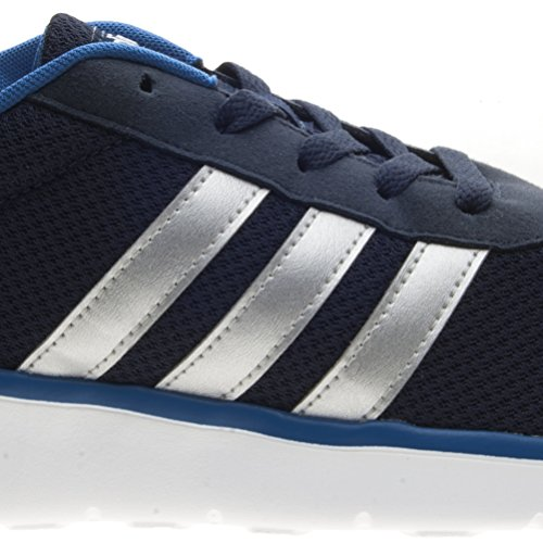 adidas Lite Racer, Zapatillas Para Hombre, Azul (Maruni/Plamat/Azul), 46 EU
