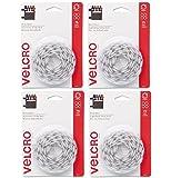 """VELCRO Brand - Sticky Back - 5/8"""" Coins"""