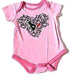 Baby Girls Houston Texans Bodysuit Size 6/9 Months