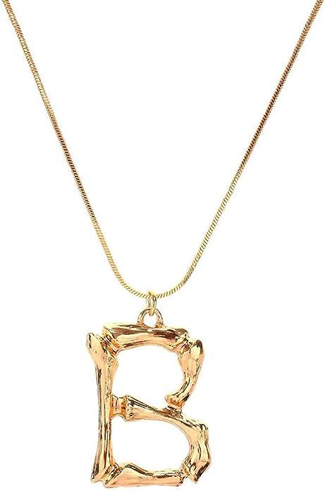 Yowablo Halskette Gold Weltkugel Kette AnhäNger KettenläNge