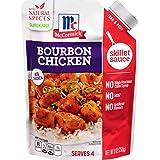 McCormick Gluten Free Bourbon Chicken Skillet