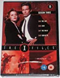 The X Files - Season 3 - Disc 14 - Episodes 05-08 - 3.05 The list / 3.06 2Shy / 3.07 The Walk / 3.08 Oubliette [DVD]