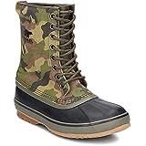 SOREL 1964 Premium T Camo Boot - Men's Alpine Tundra/Black, 10.0